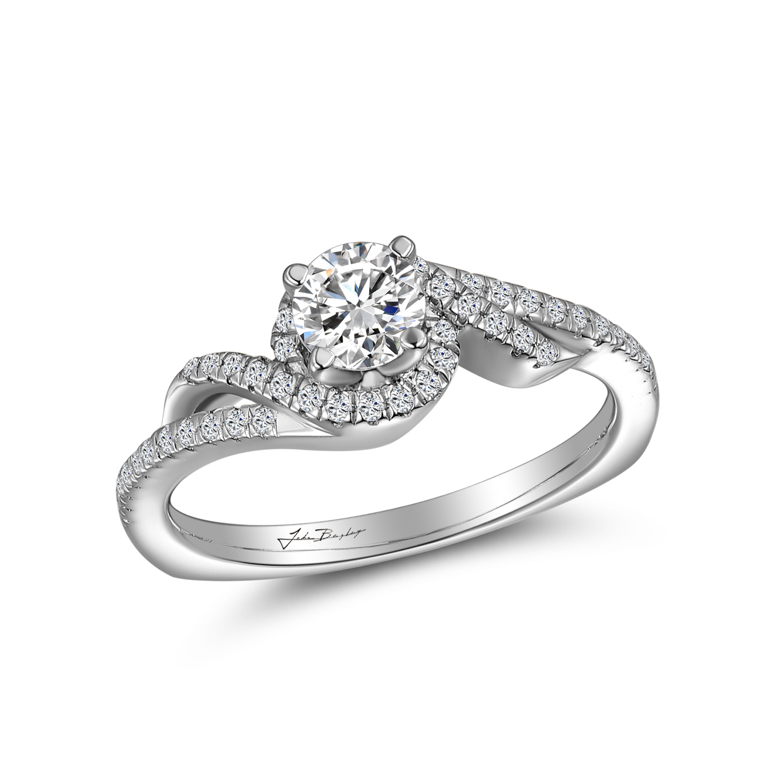 JB Signature Engagement Ring