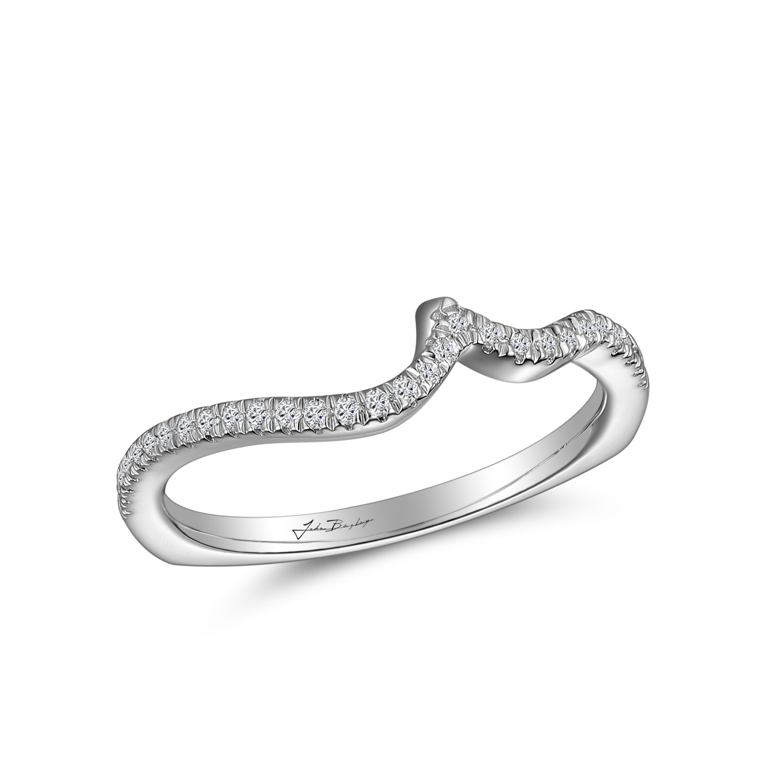 JB Signature  Wedding Band