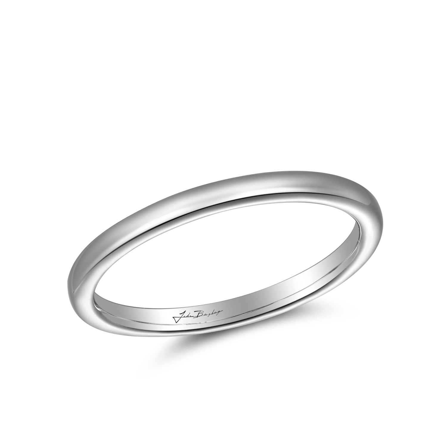 Solitaire  Wedding Band