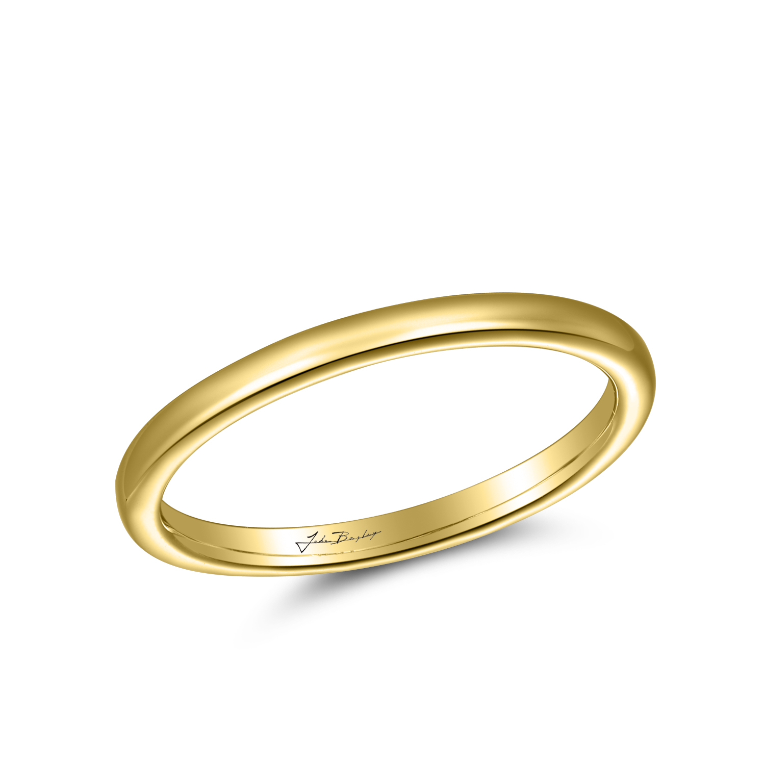 Yellow Wedding Band